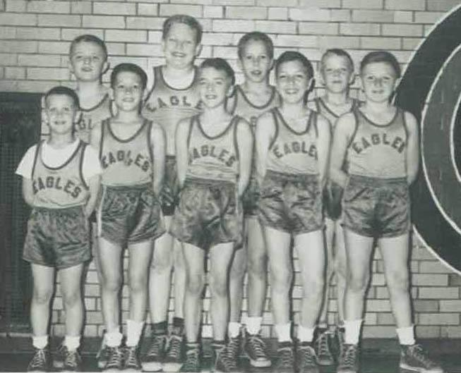 1952 Eagles Biddy B#4AA2F32