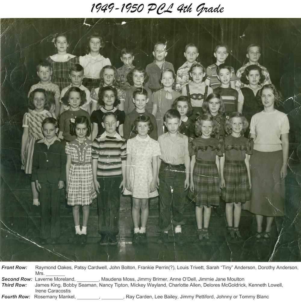 1949_1950_PCL_4th_Grade