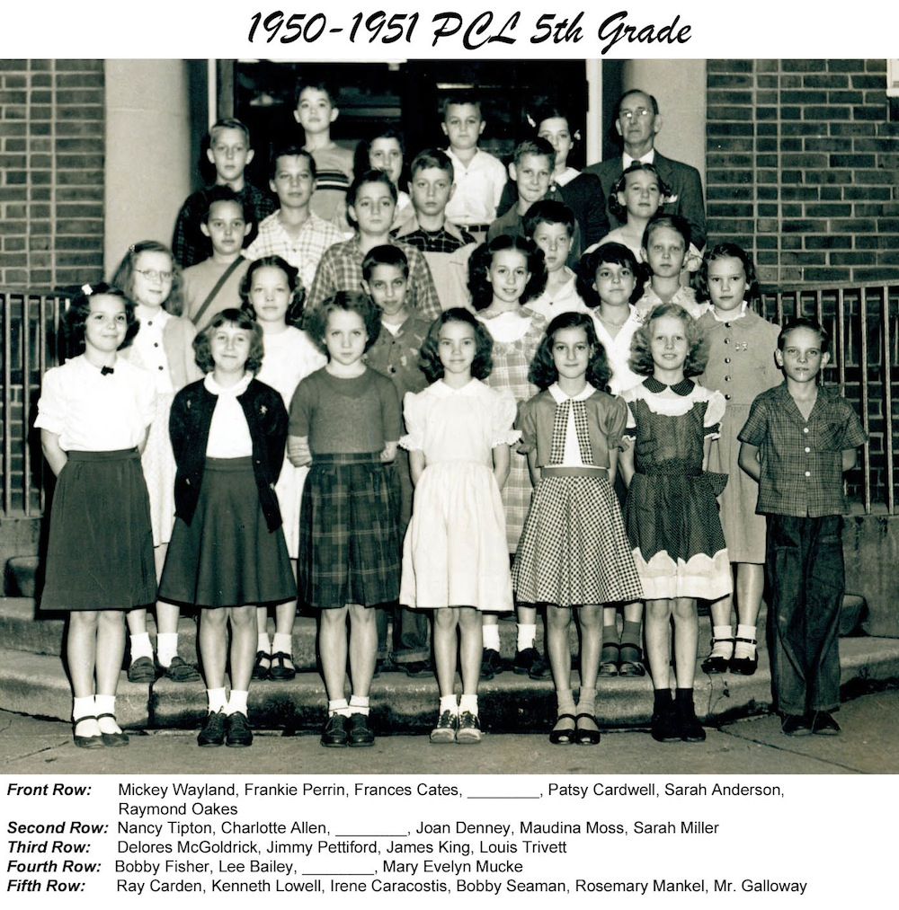 1950_1951_PCL_5th Grade