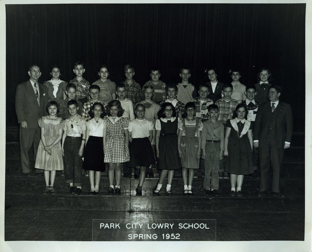 1951-1952 PCL 6th Grade