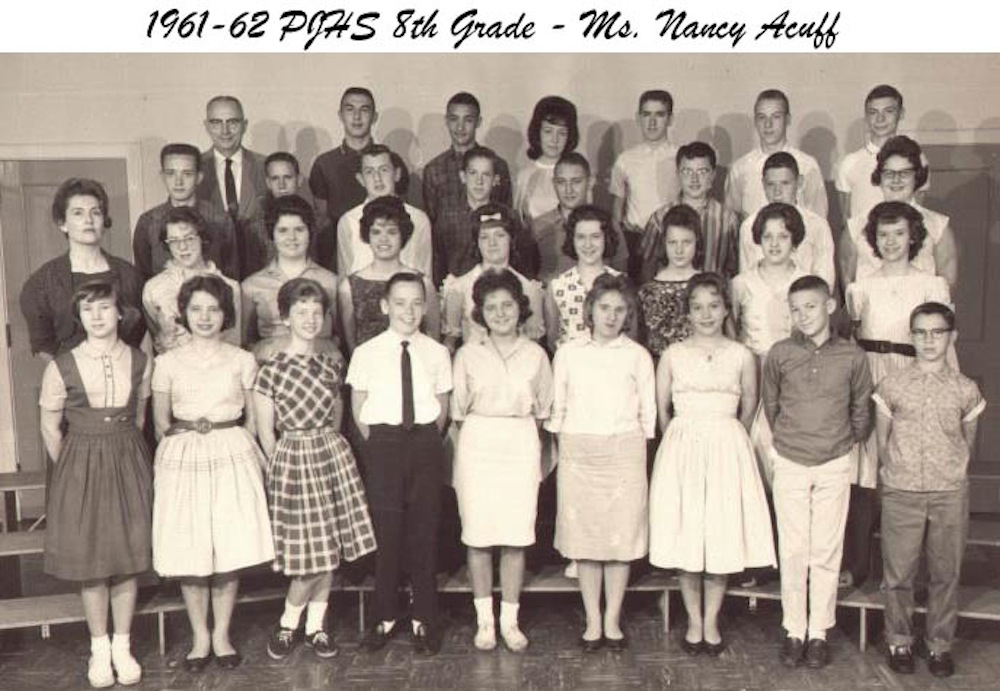 1961_62_PJHS_8th_Grade_Nancy_Acuff