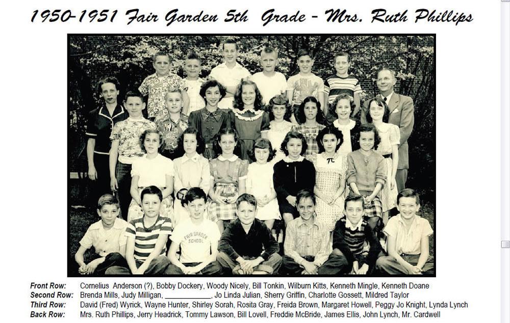 FG_1950_51_5th_Grade_Mrs_Ruth_Phillips