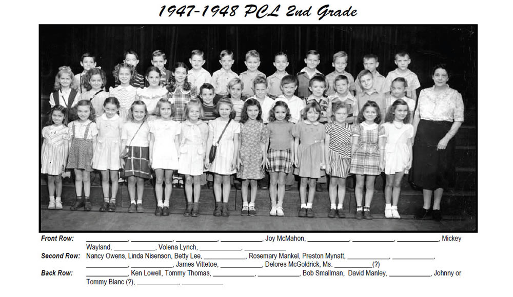 PCL_1947_48_2nd_Grade