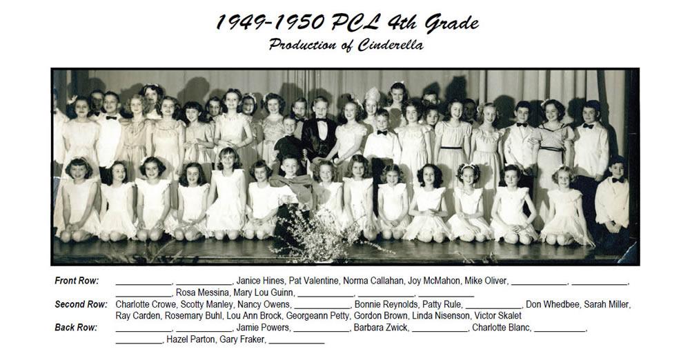 PCL_1949_50_4th_Grade_Cinderella_Program