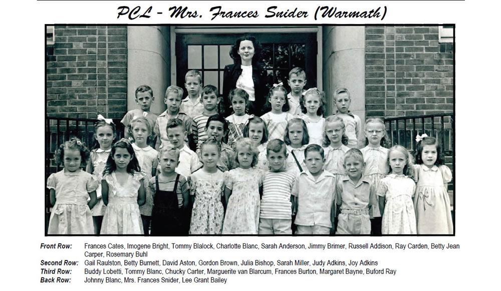 PCL_1949_50_Mrs Frances_Snider_Warmath