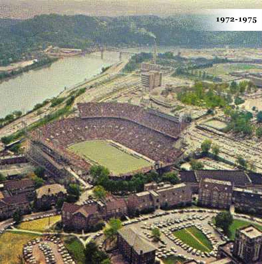 Tennessee UT Football Stadium Heritage Photos